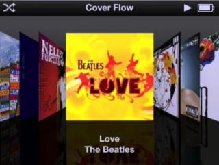 Beatles on ipod