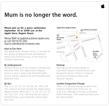 Apple england