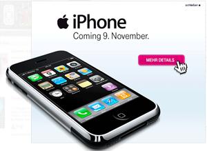 iPhone tmobile