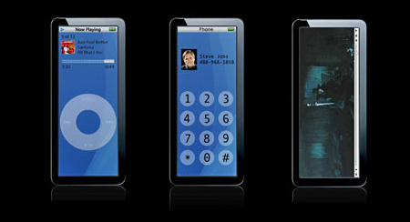 Apple iPhone Nano Concept