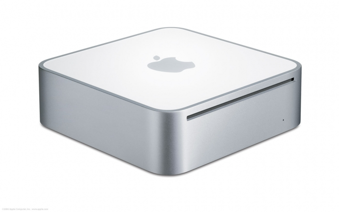 An old Mac mini still has enough power to work as an iTunes server