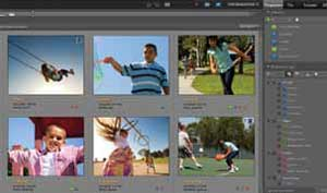 Adobe Premiere Elements 9--Organize