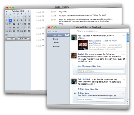 OSX Social