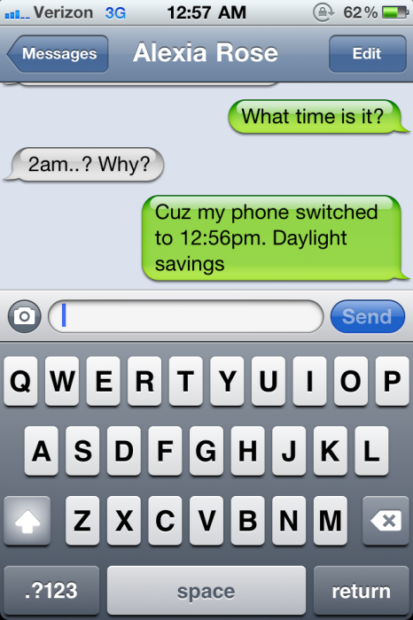 does iphone change time for daylight savings iphone clocks experiencing time change issues 9to5mac 4908