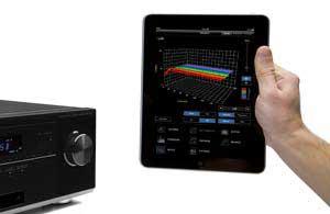 The Pioneer VSX-1021-K Receiver Control App