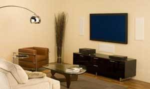 Pioneer in-wall speakers