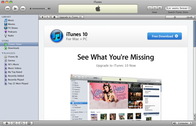 How to download latest itunes on windows vista