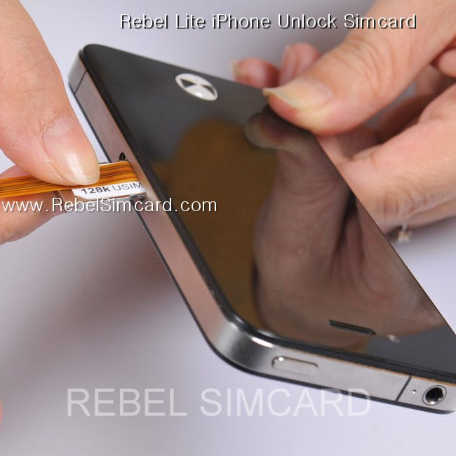 Rebel Micro Sim Card, another future-proof untethered unlock