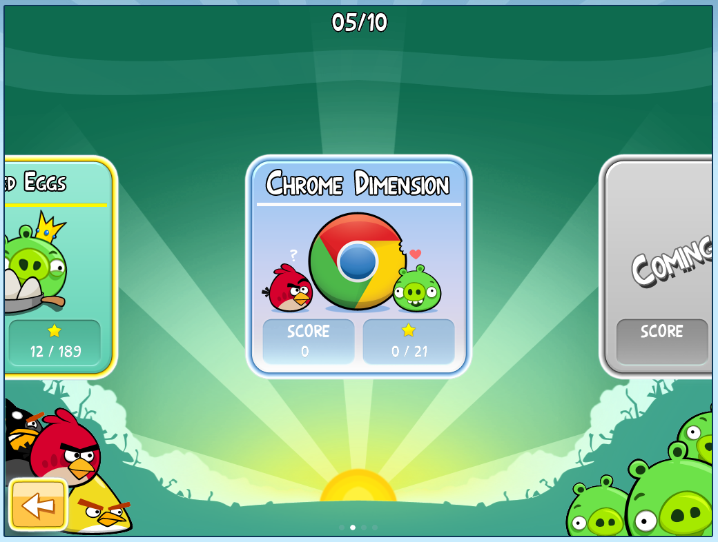 Angry Birds hits Chrome Web Store (yes, it's free) - 9to5Mac