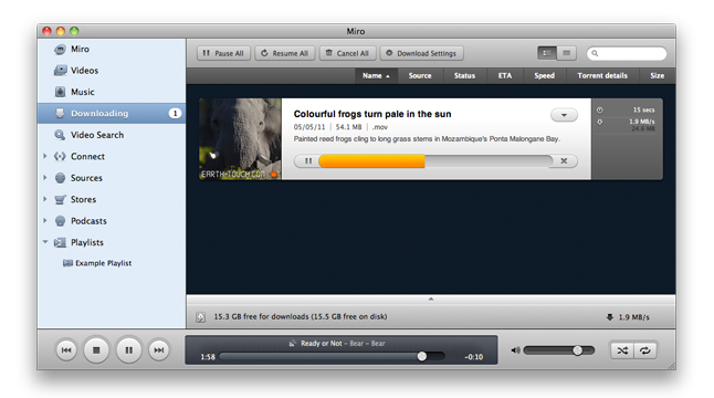 Miro 4, an open-source iTunes of sorts, launches cross-platform