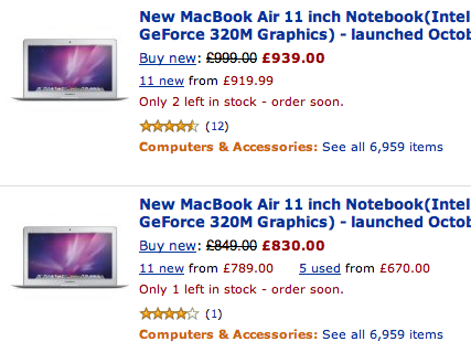 BestBuy com stops shipping MacBook Airs ahead of refresh