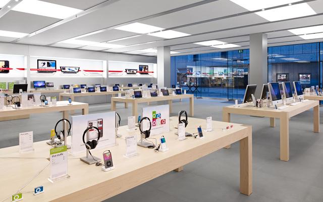 Apple Store Deutschland Liste