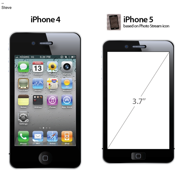 iPhone 5 icon shows up in Photo Stream? - 9to5Mac