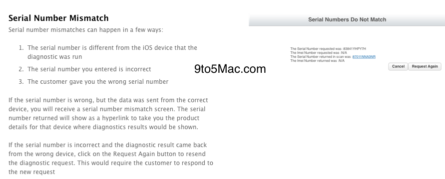 Apple's remote iOS Diagnostics service revealed, launching in the