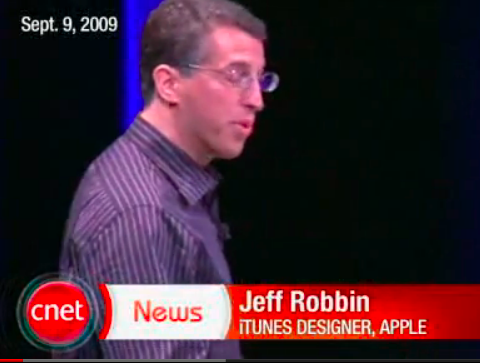 apple s hdtv project being headed by itunes creator jeff robbin
