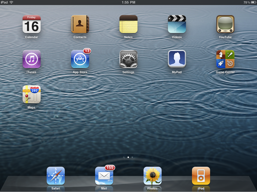 Download Apple S New Ipad Wallpapers Coming In Ios 5 1