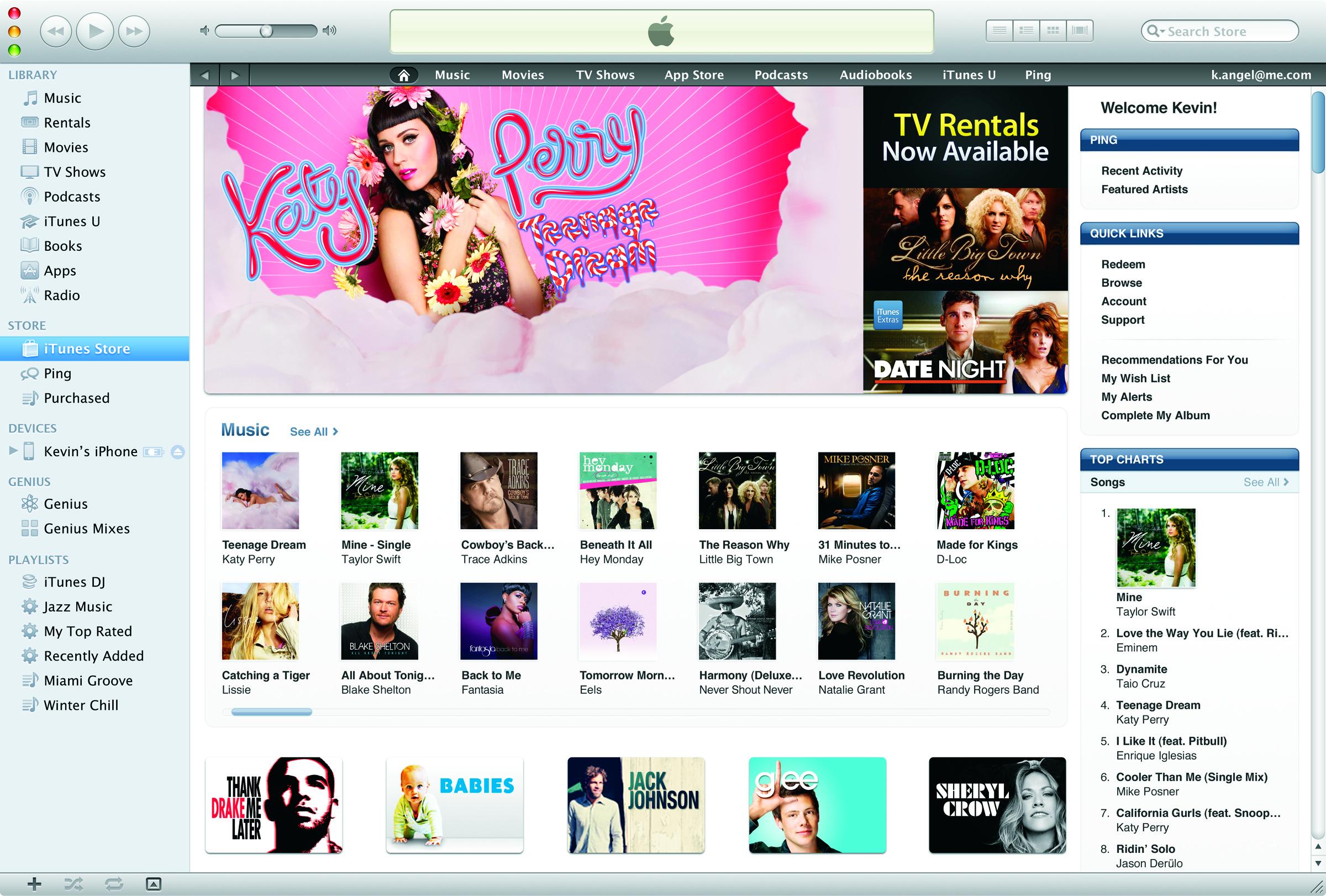 Apple looking to launch iTunes Store, App Store overhauls ...