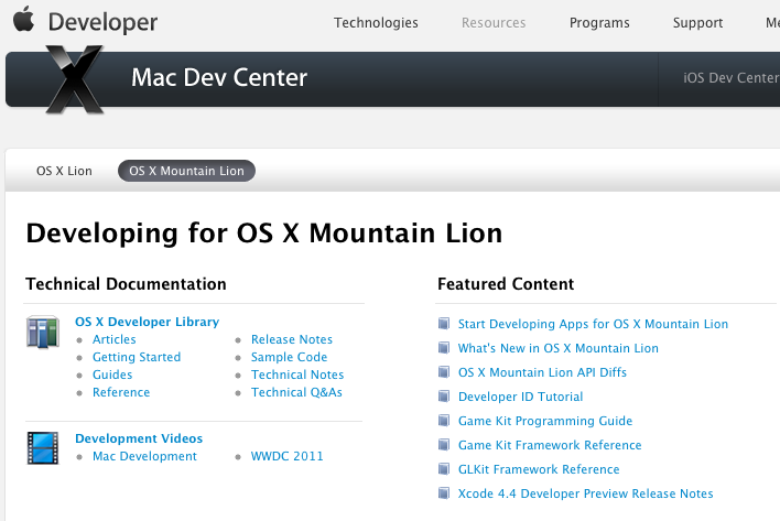 Mountain Lion available for download - 9to5Mac