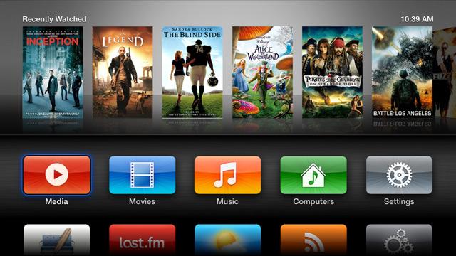 Apple TV OS 5 0 Jailbroken (tethered), fireCore ready for