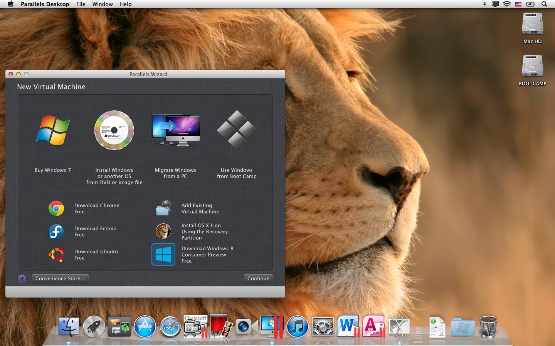 download parallels desktop 8