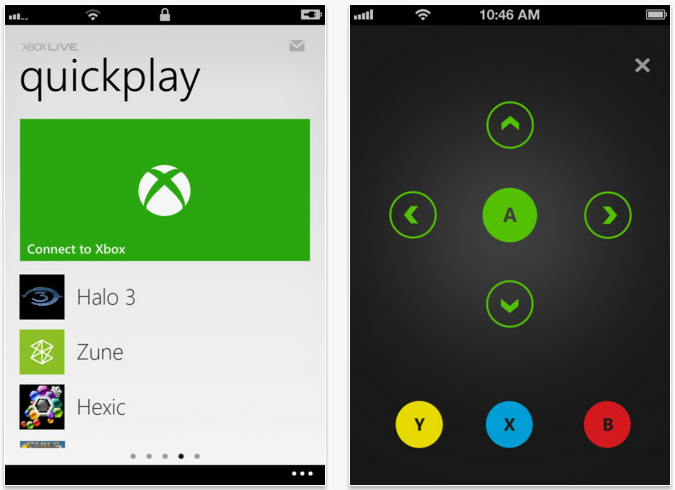 Control your Xbox with the updated My Xbox LIVE iPhone app ...Xbox 360 Controller App For Iphone