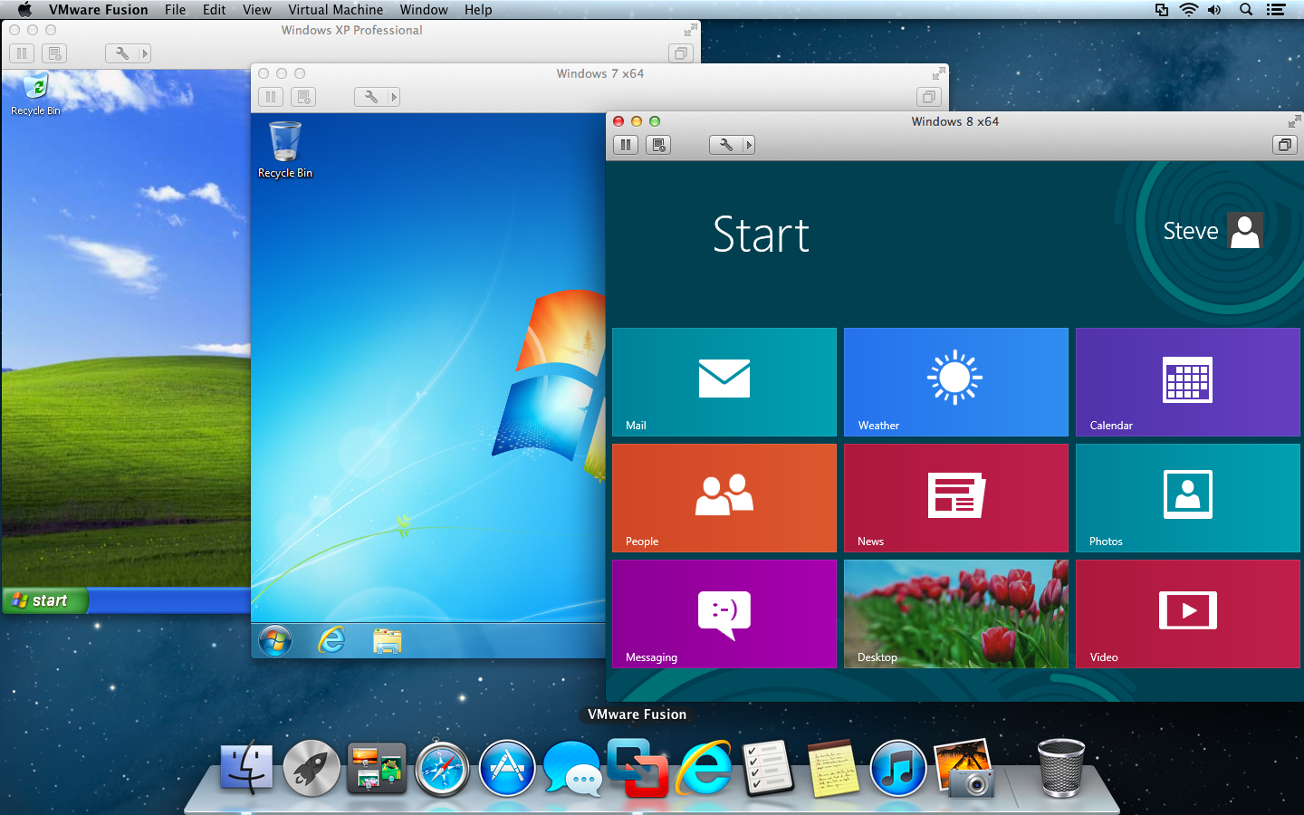 VMware Fusion Specs, Pricing, Reviews, & Support