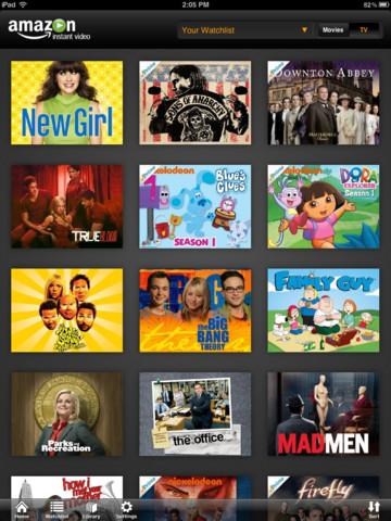 App Amazon Instant Video Mac