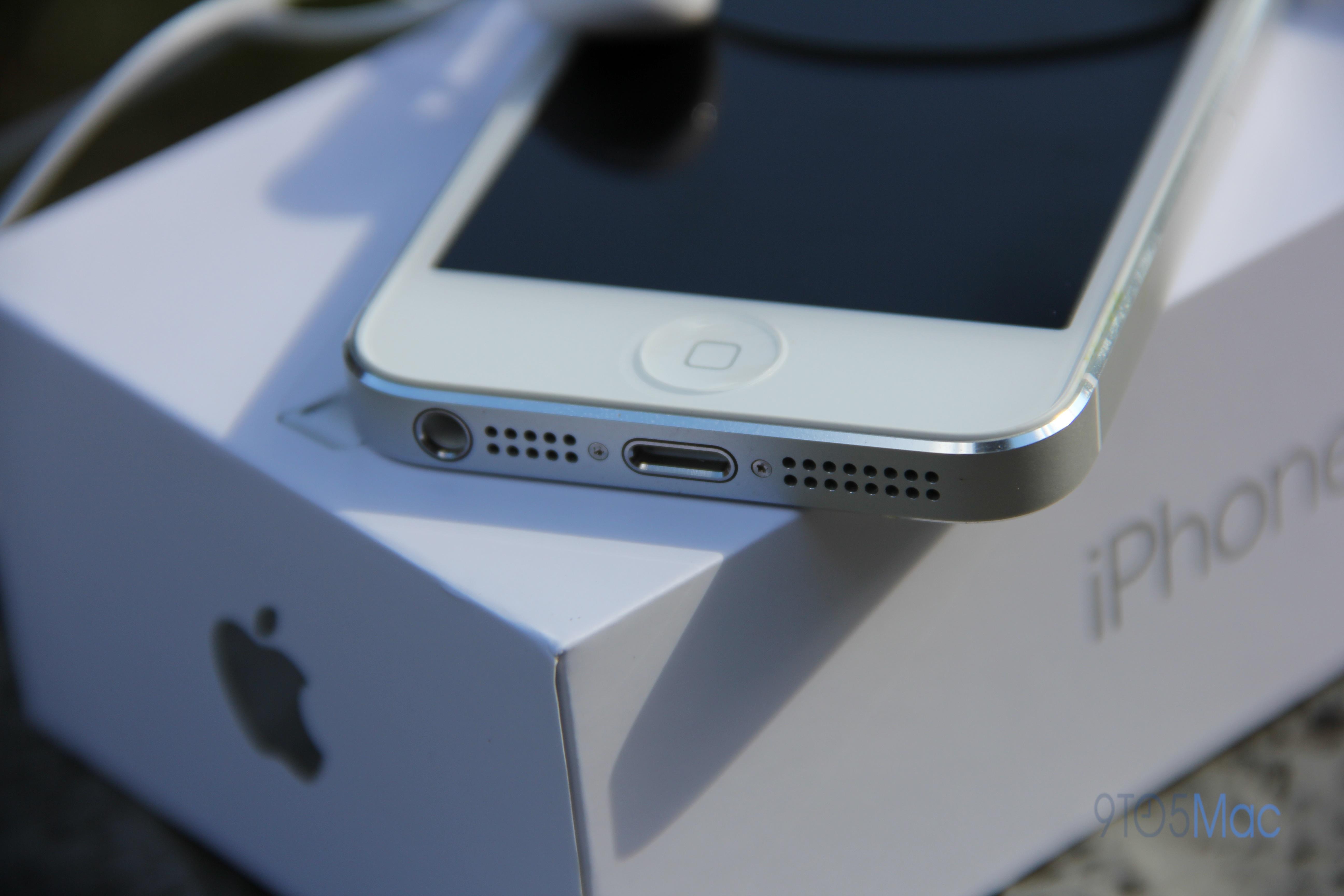 iphone 5 lightning box