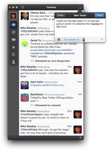 Review: Tweetbot for Mac - blame the $20 on Twitter, the