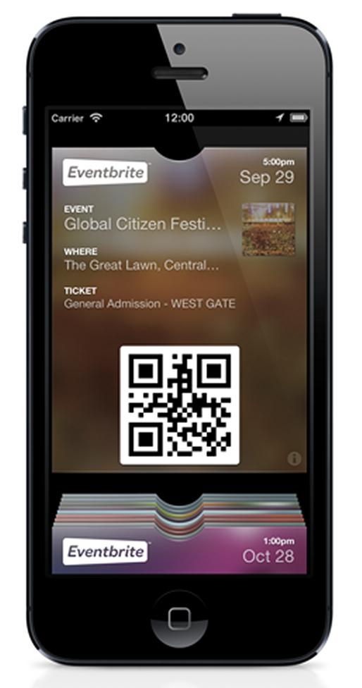 McDonald's, Airbnb, & Eventbrite Update Apps With Passbook