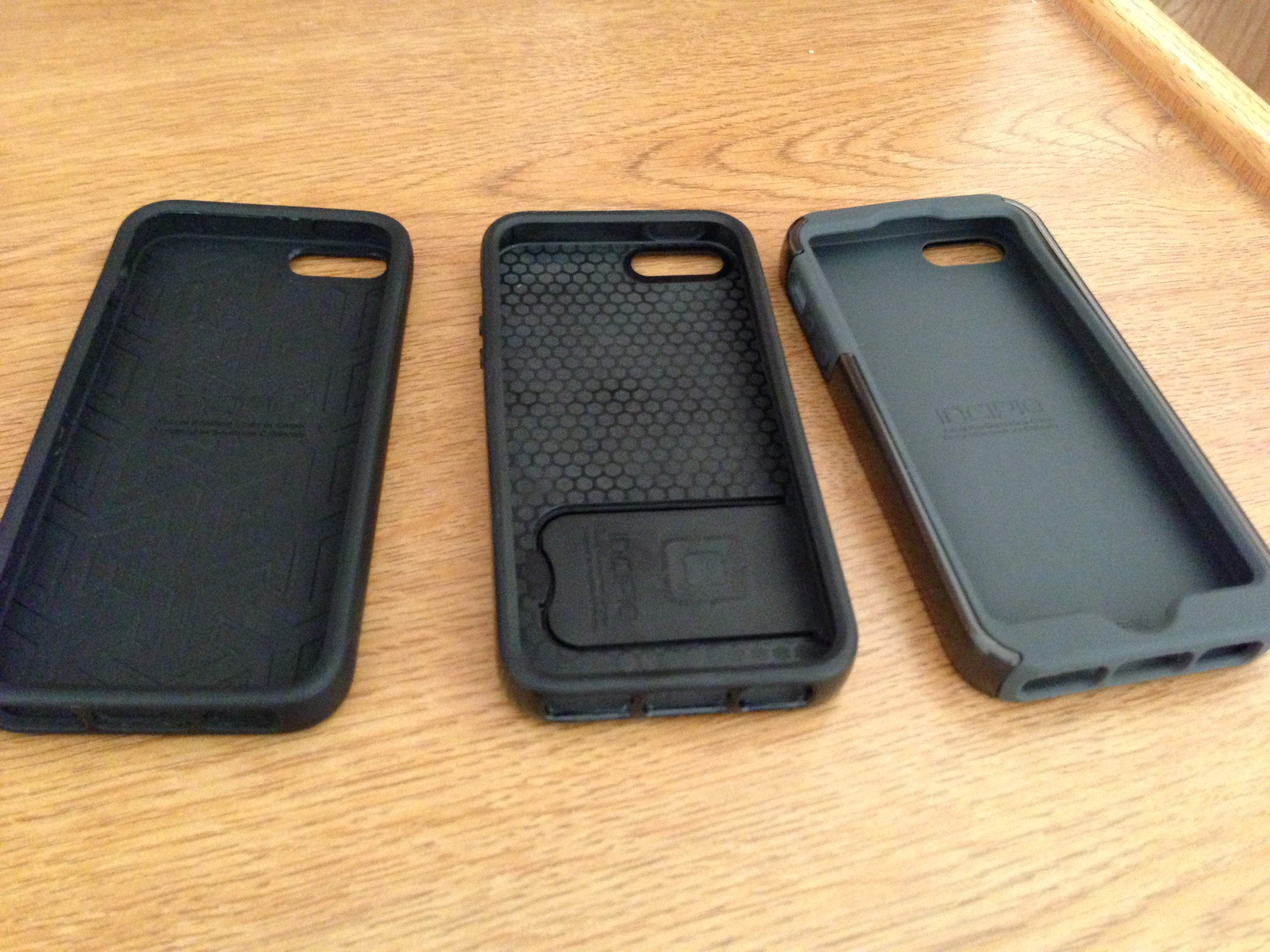 buy popular 4ee44 05fd7 Review: Incipio iPhone 5 Kicksnap, DualPro SHINE, OVRMLD cases - 9to5Mac