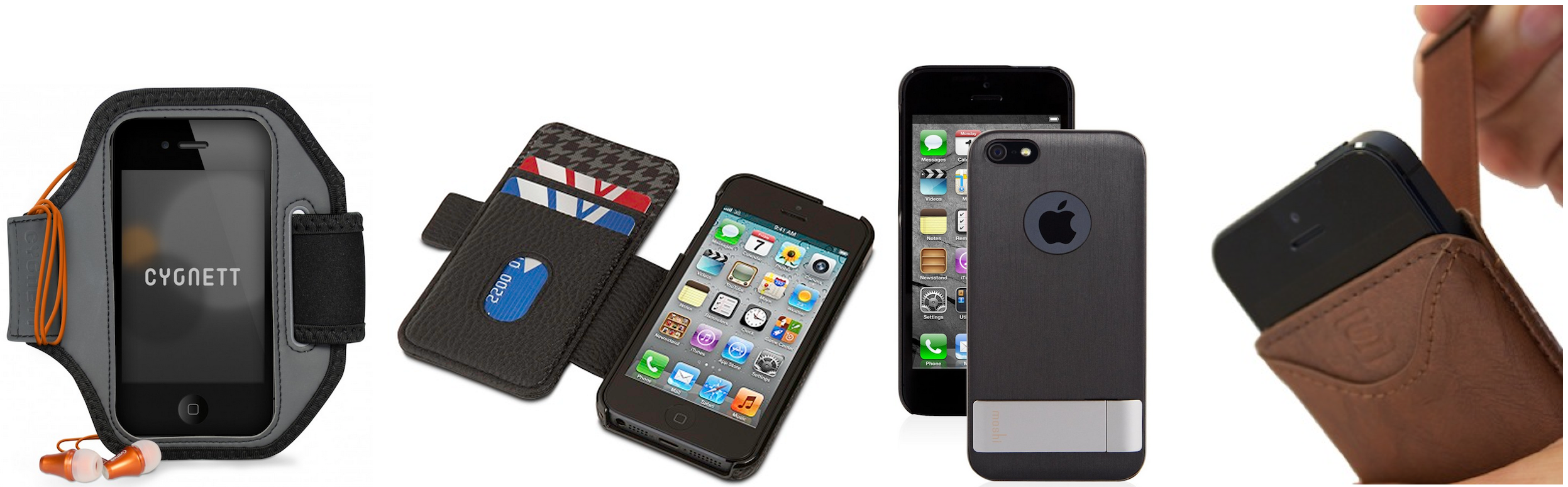 iPhone 5 gift guide cases