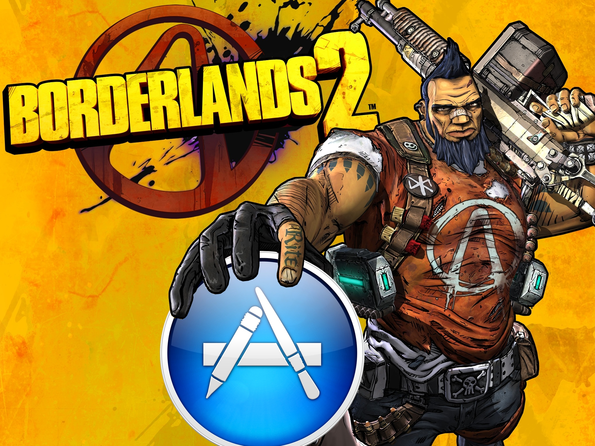 Borderlands2-MacAppStore-9to5Mac