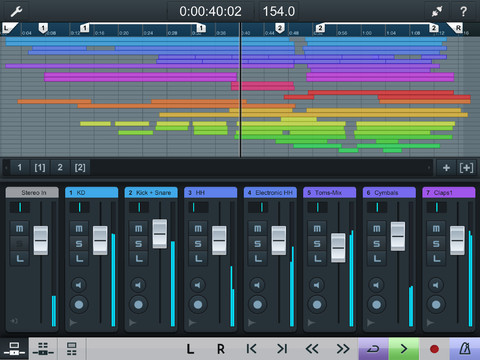Cubase-iC-Remote-iOS