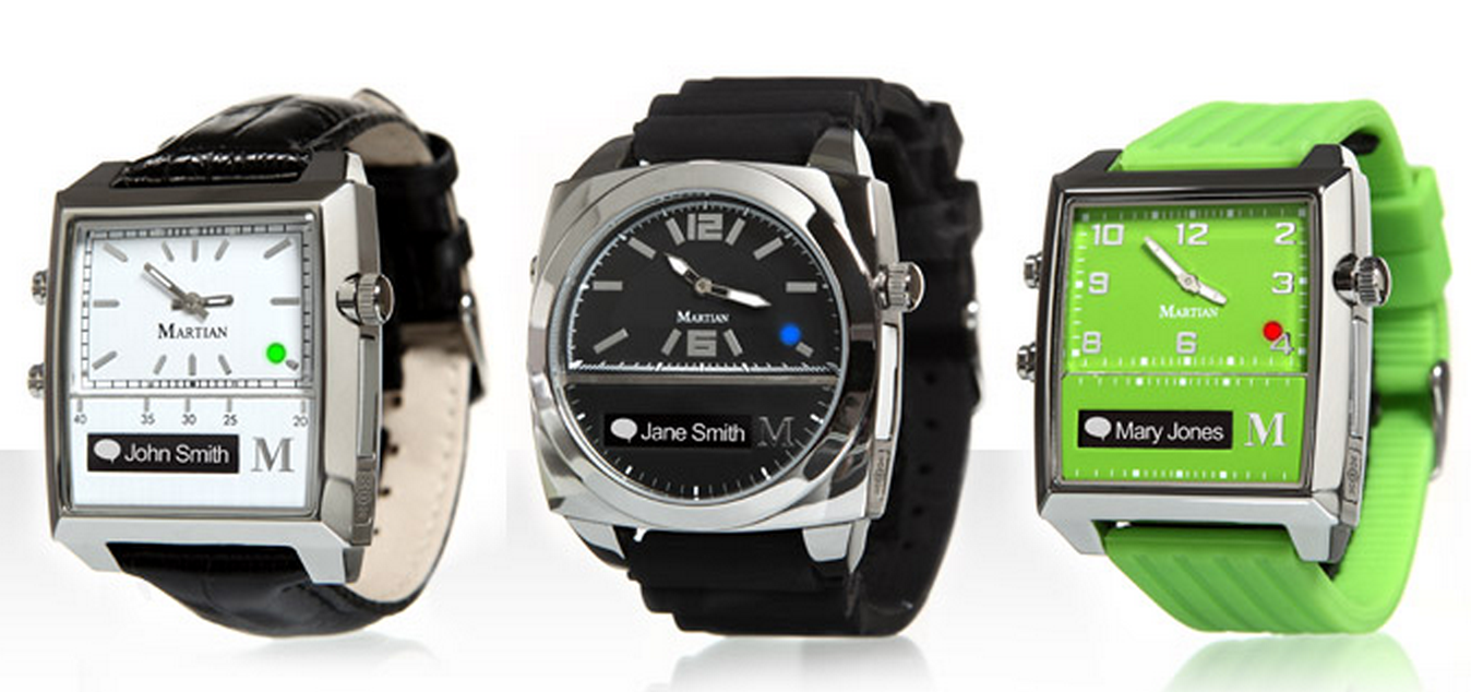 Martian-Watches-Models