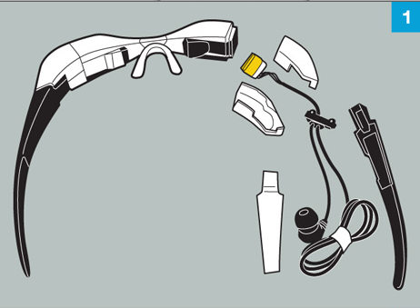 How To Do Diy Ios Google Glasses 9to5mac