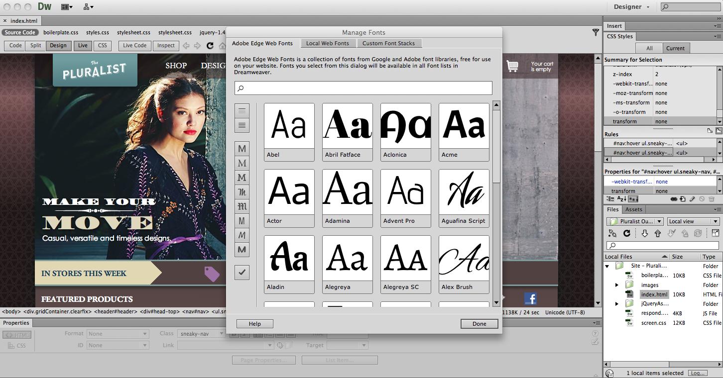 Adobe releases public preview of Edge Reflow, updates Edge