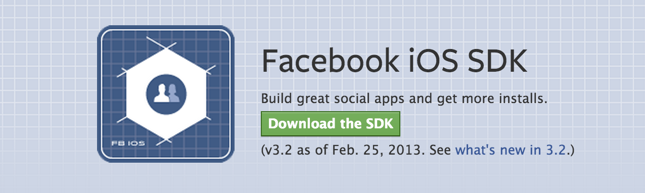 Facebook releases SDK 3 2 for iOS with better analytics, API
