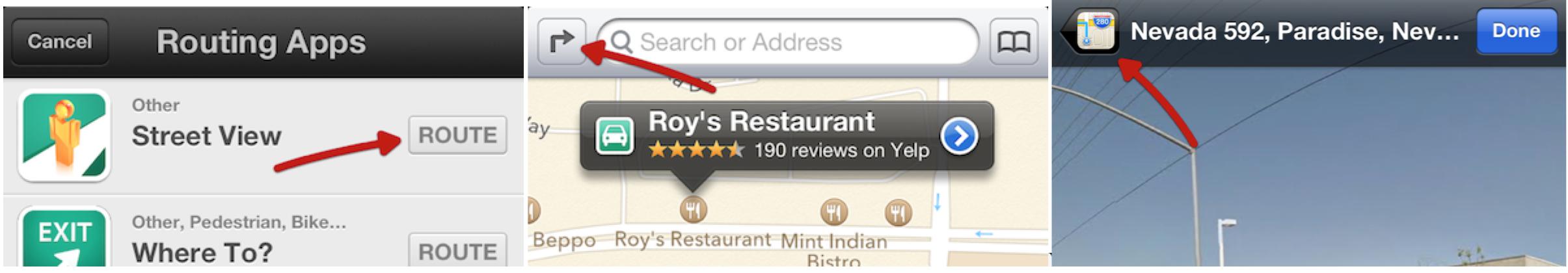 Street-View-iOS-Maps-Route