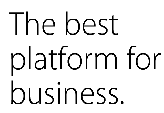 The-Best-Platform-For-Business