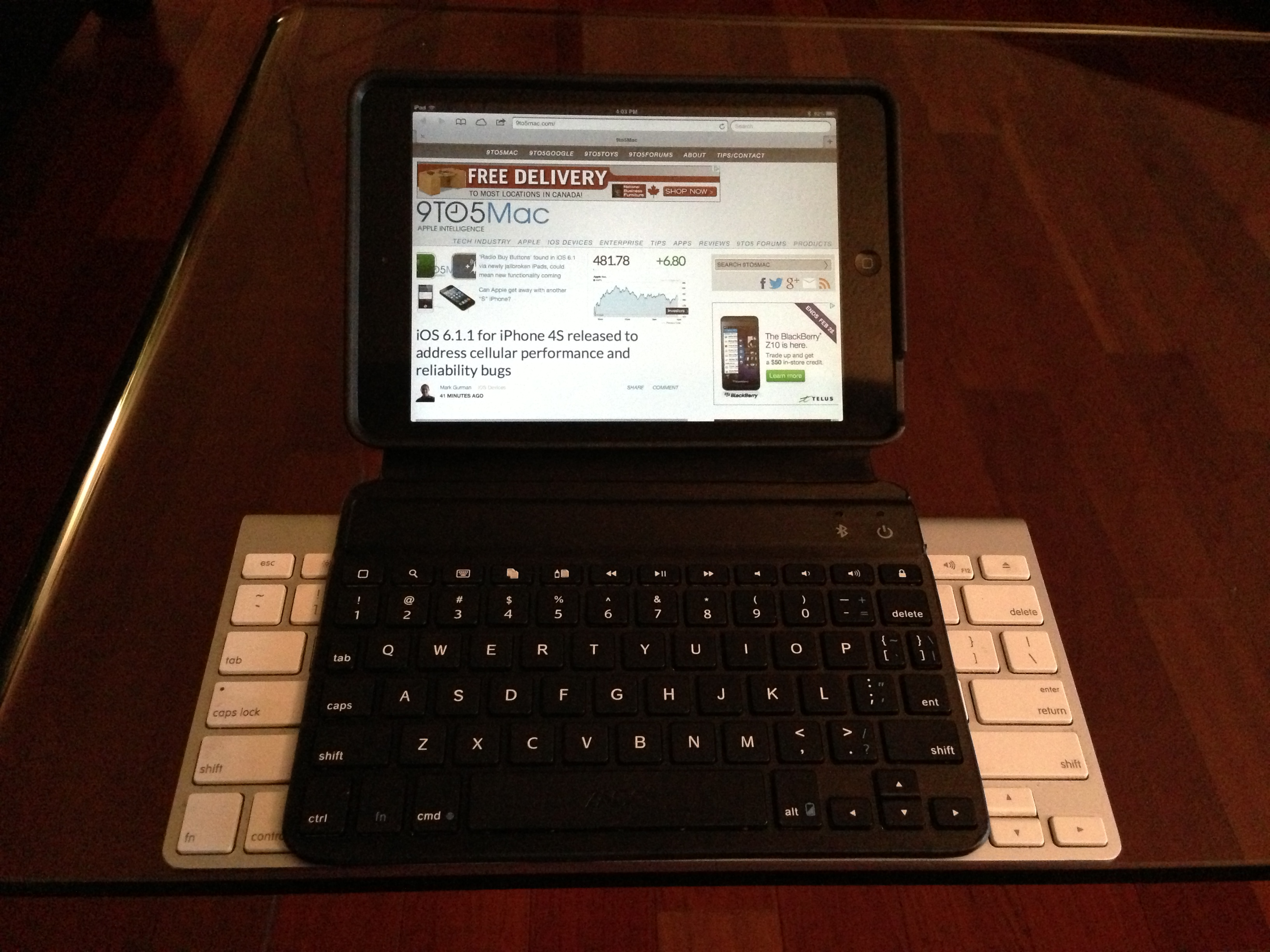 Review Zaggkeys Mini 7 Amp Mini 9 Keyboard Cases For Ipad
