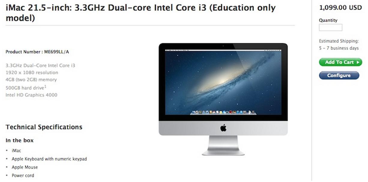 iMac-Education-March-2013-ME699LL:A