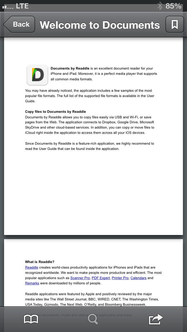 Review: Readdle brings Documents to the small screen - 9to5Mac