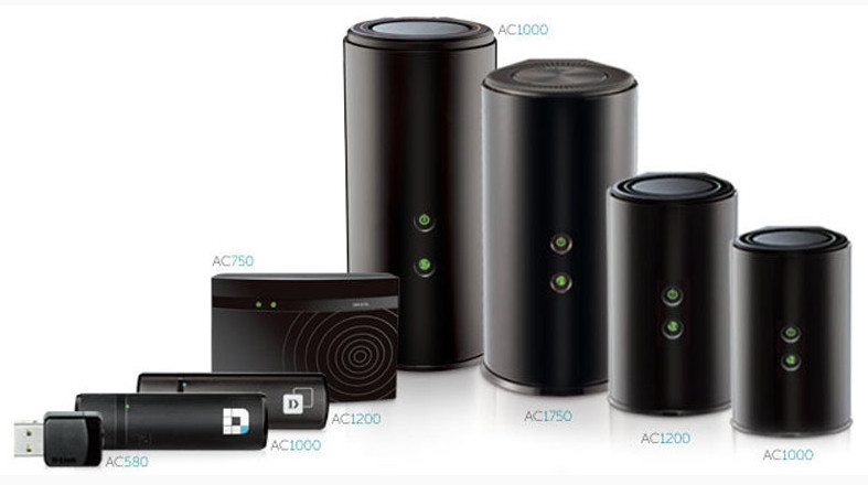 D-Link_11AC_Routers