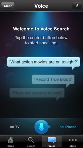 DirecTV-voice-mode