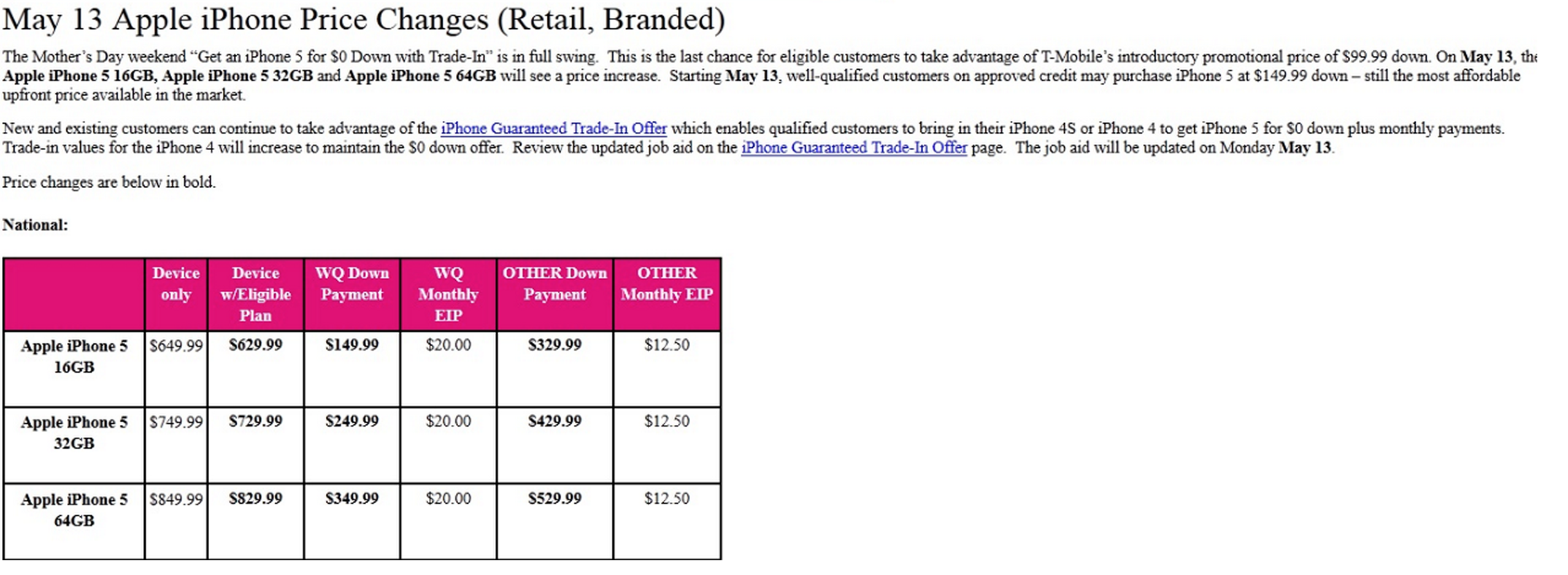 T-Mobile-iPhone-5-pricing
