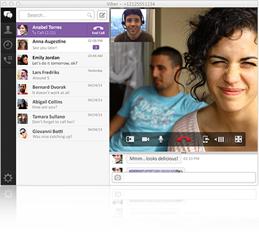 Viber releases Mac app for its messaging and VoIP platform, now 200 million users strong