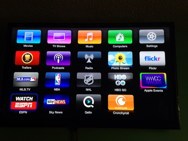 Big Apple TV 5 3 update adds HBO GO, WatchESPN, Sky News and