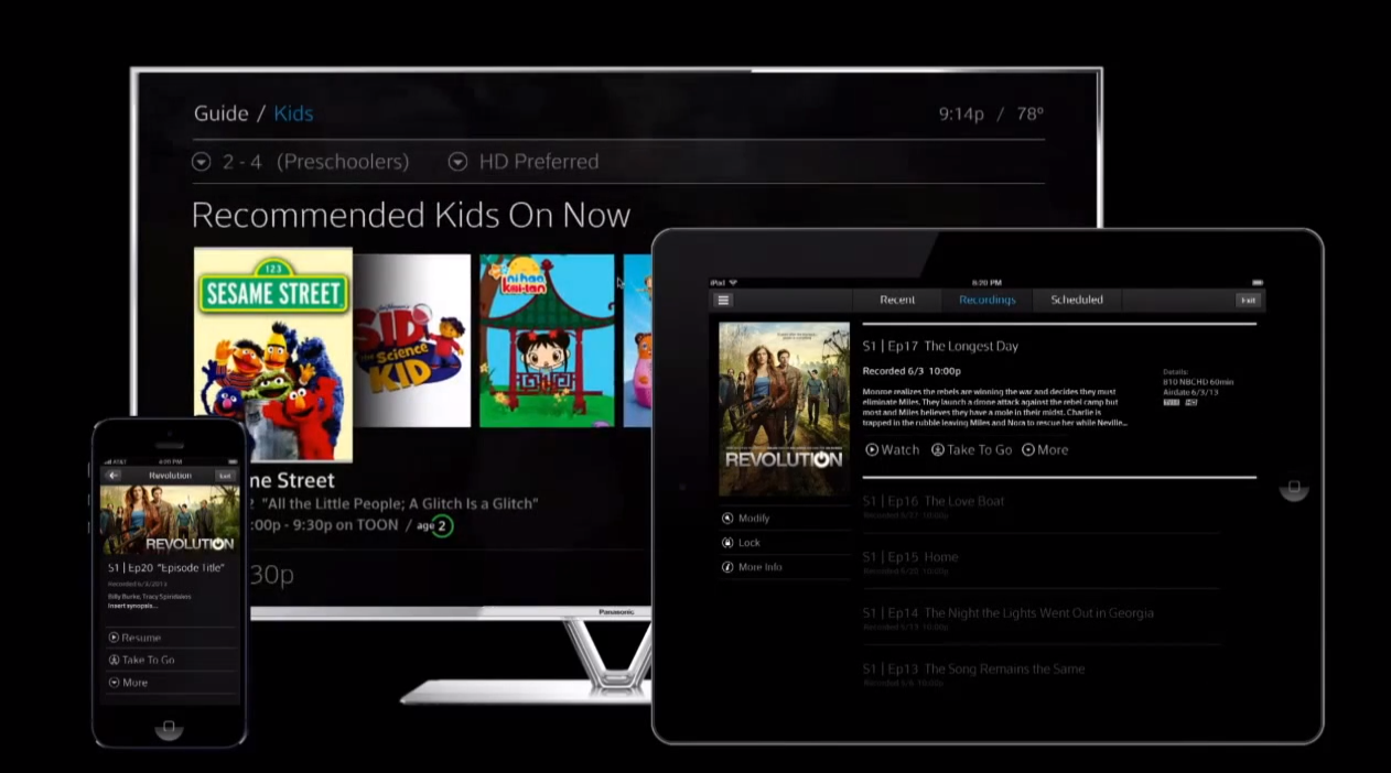 Comcast isn't waiting around for new Apple TV, shows off