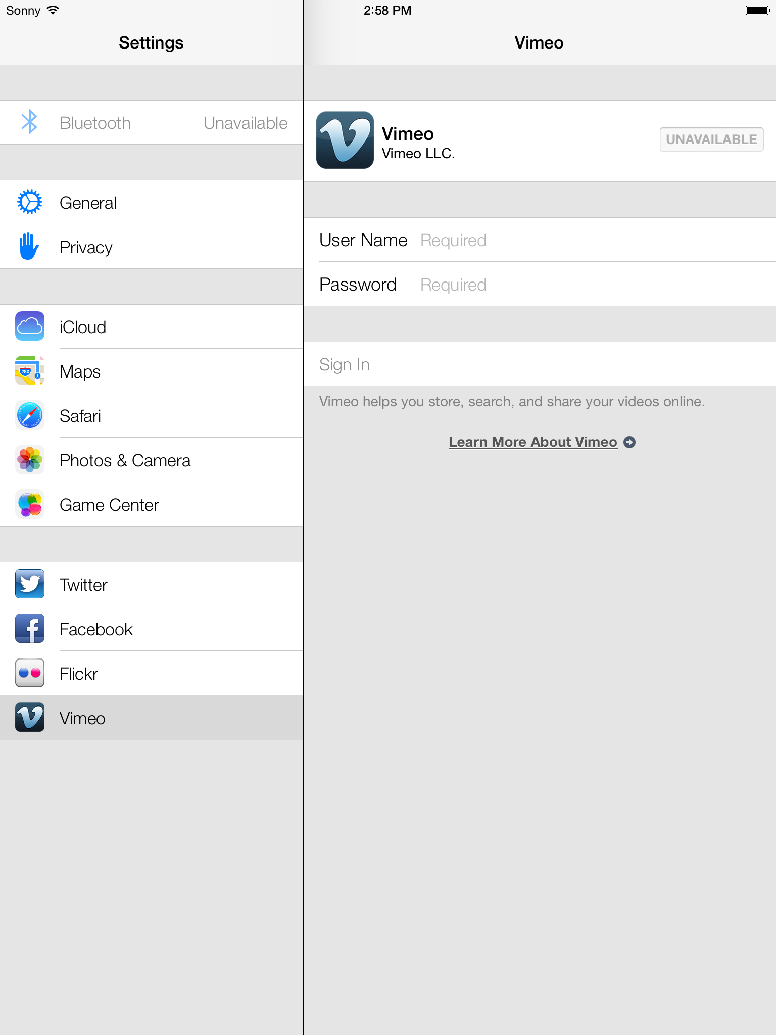 New screenshots from hacked iPad iOS 7 simulator show